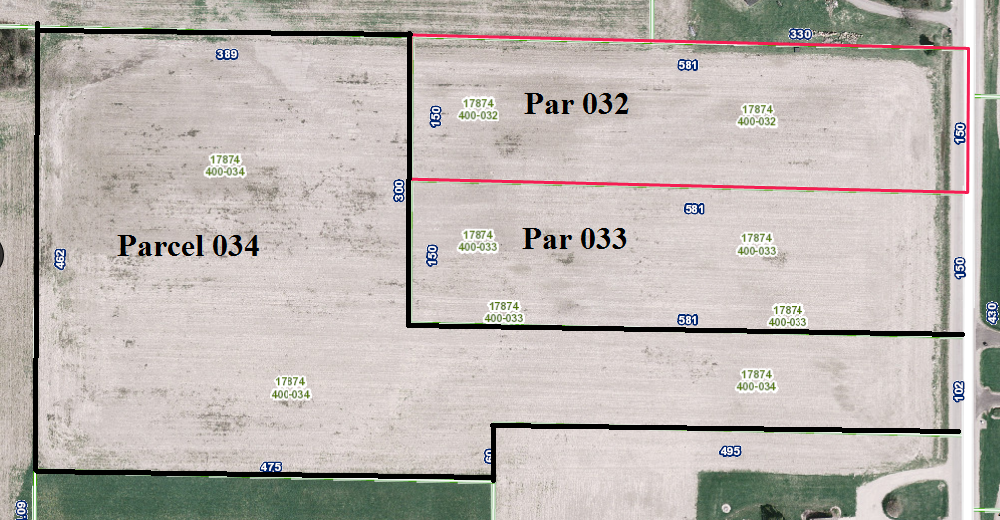 land contract terms for land for sale in coopersville mi 49404